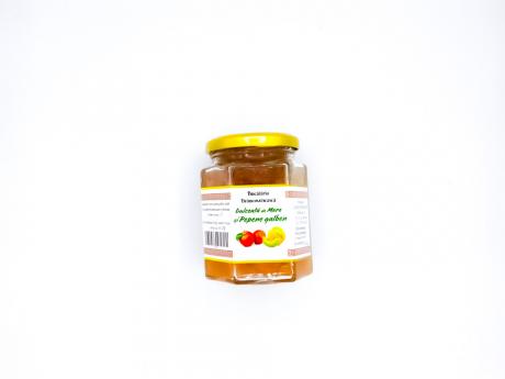 Dulceata de mere si pepene