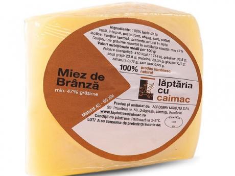 Miez de brânză Lăptăria cu caimac