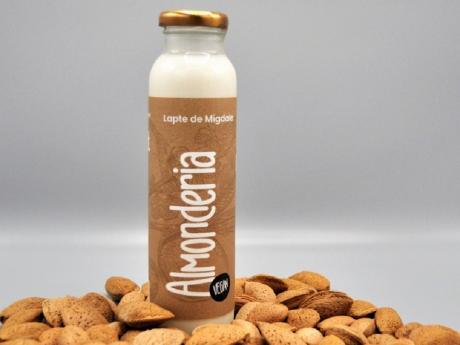 Lapte de migdale simplu Almonderia