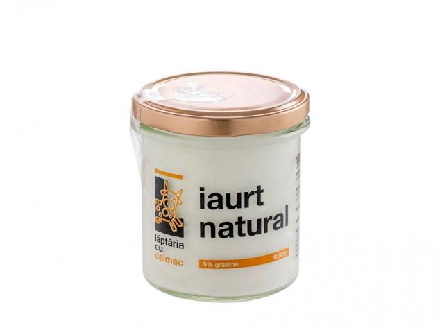 Iaurt natural Lăptăria cu caimac