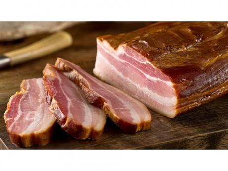 Bacon de casă Ferma Braller