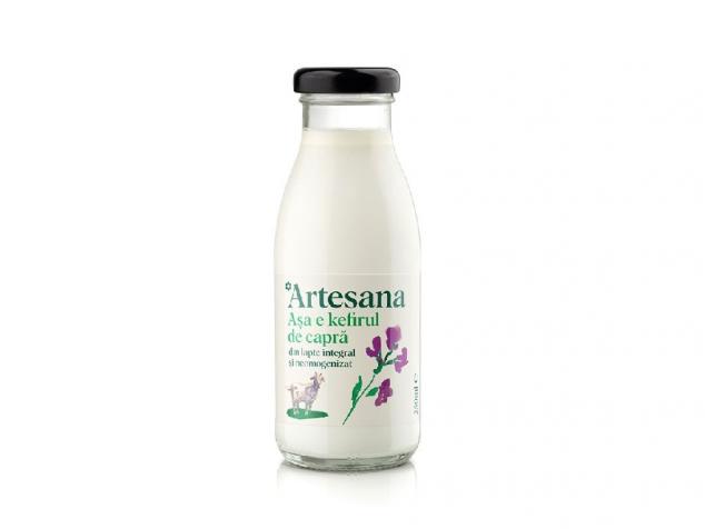 Kefir din lapte de capră 3.6 % gr. Artesana