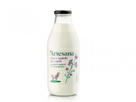 Artesana Lapte de capra