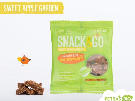 Snack & Go Sweet Apple Garden