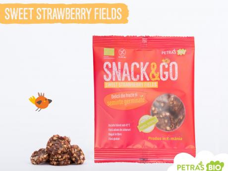 Snack & Go Strawberry Fields