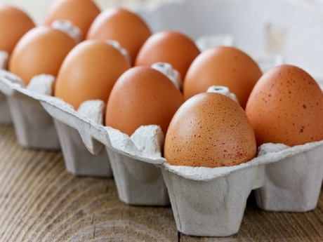 Ouă proaspete de țară Voila