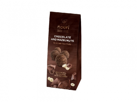 Chocolate and Hazelnuts (Cutie 10 trufe)