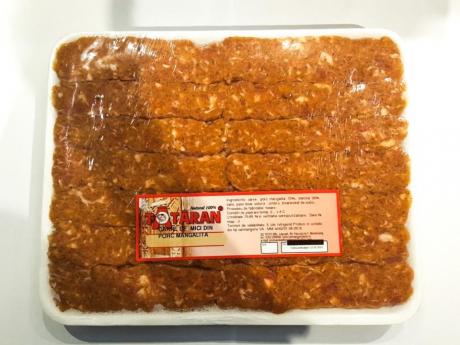 Mici din carne de porc Mangaliță