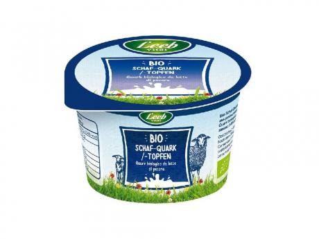Brânză Bio din lapte de oaie Leeb Vital
