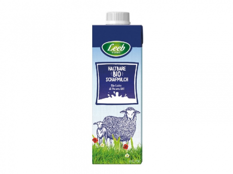 Lapte Bio de oaie UHT Leeb Vital