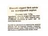 Biscuiti vegani fara zahar cu scortisoara LaBiscuterie