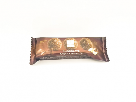 Chocolate and Hazelnuts (Pachet 3 trufe)
