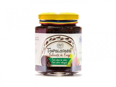 Dulceata de fragi Topoloveni
