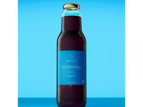 Suc de afine Blue-Jay Certificat Organic 750ml